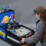 Someone Made A Pinball Machine Entirely Out Of LEGO And It Is Awesome!