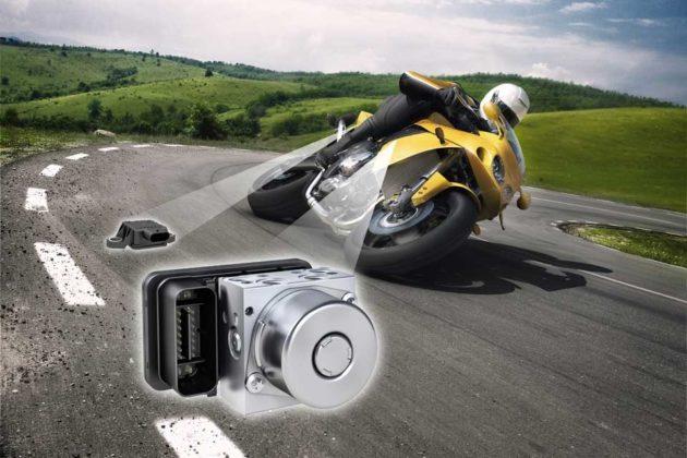 Bosch Motorcycle Slid Mitigation System