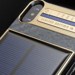 Elon Musk Is Getting A Specially Customized Solar-charging iPhone X