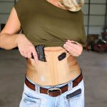 Dene Adams Corset Is A Corset-style Conceal Holster For Ladies