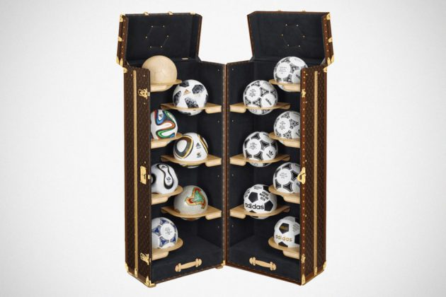 FIFA World Cup Official Match Ball Collection Trunk