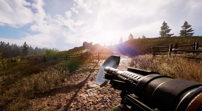 Far Cry 5 Shovel Launcher