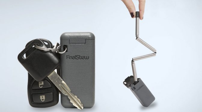 FinalStraw Collapsible Reusable Straw
