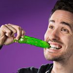 This Gummy Pickle May Make Some People's Imagination Run Wild