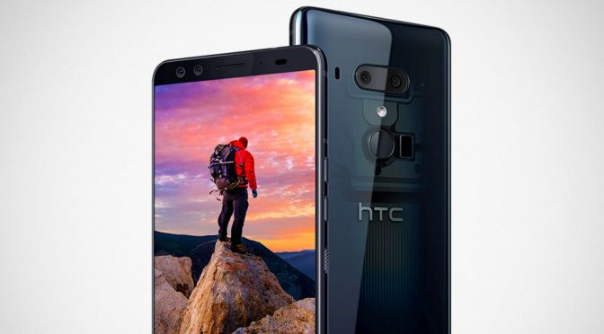 HTC U12+ Is A 6-inch Android Phone Designed For One-hand Operations