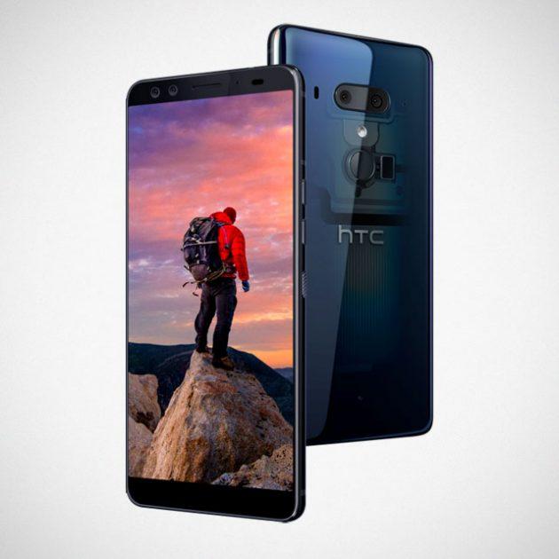 HTC U12+ Android Smartphone