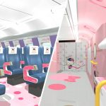 <em>Hello Kitty</em> Shinkansen To Arrive On June 30, Interior Unveiled