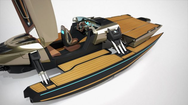 KORMARAN K7 First Edition Speedboat