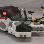 I Wish I Could Bring This LEGO Millennium Falcon Pedicab Home!
