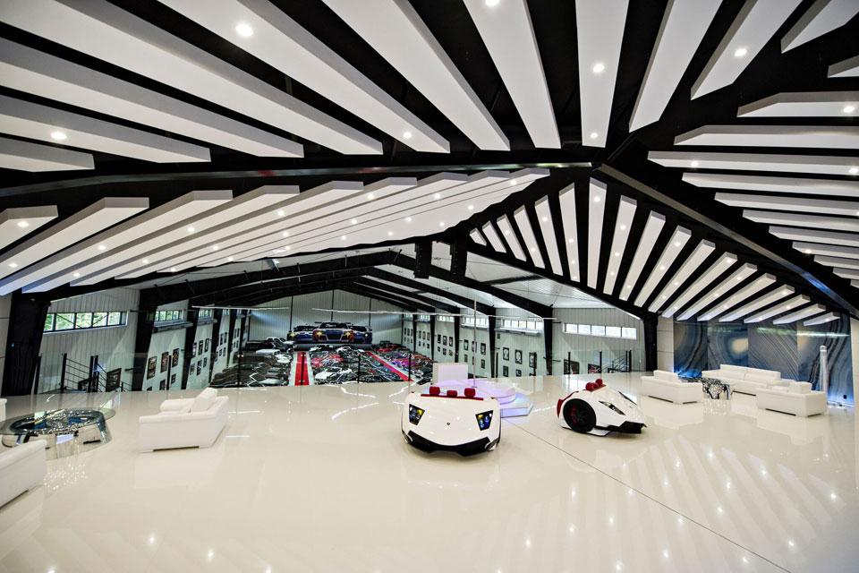 Lamborghini Sofas By Design Epicentrum