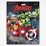You Can Learn To Draw Your Favorite <em>Avengers</em> Characters With This Book