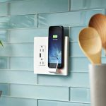 Meet The First In-Wall Charger, The Legrand radiant Wireless Charger