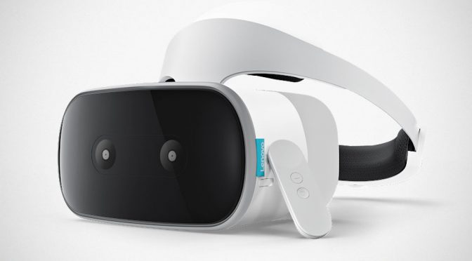 Mirage Solo, The First Standalone Daydream VR Headset, Is Now Available