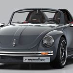 Classic Volkswagen Beetle Reimagined Into A Drool Worthy Roadster