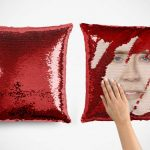 Wiping This Sequin Pillow Will Reveal Nicolas Cage Because, It's Cool?