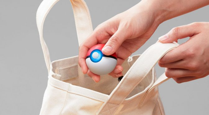 Nintendo Poké Ball Plus Lets You Catch <em>Pokémon</em> Like It Was Meant To Be