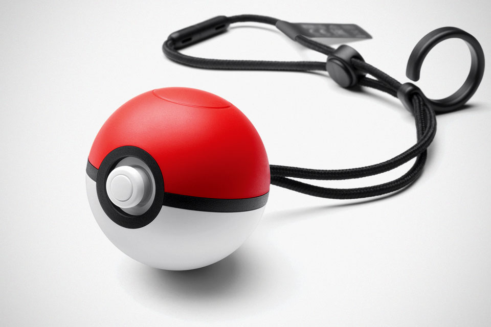 Nintendo Poké Ball Plus for Let's Go and Pokémon Go