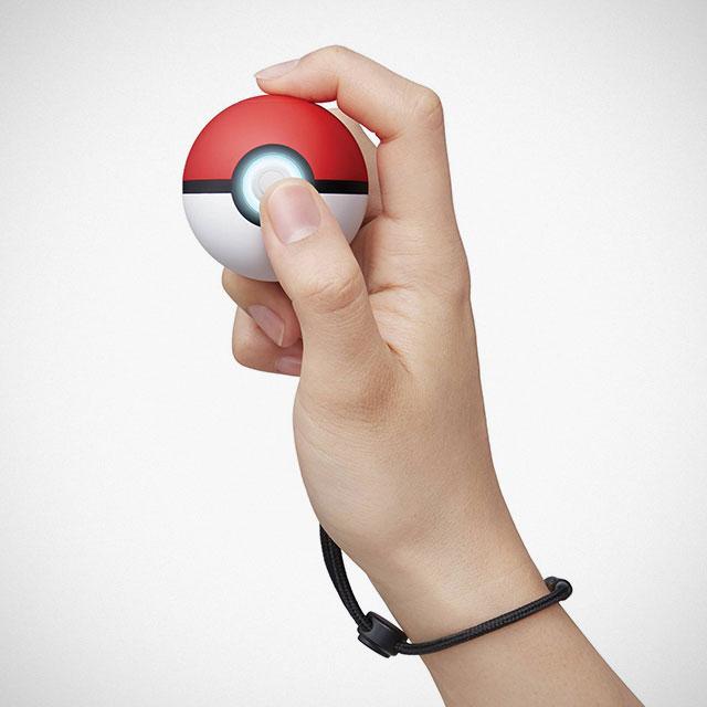 Nintendo Poké Ball Plus for Let's Go and Pokémon Go