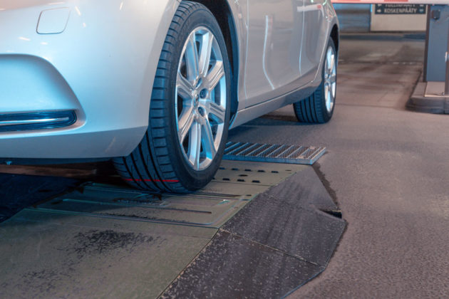 Nokian Tyres SnapSkan Digital Tyre Checks