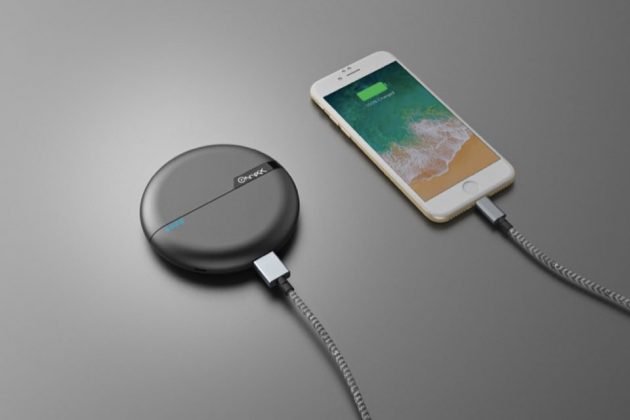 ONYXX Wireless Charger and Power Bank