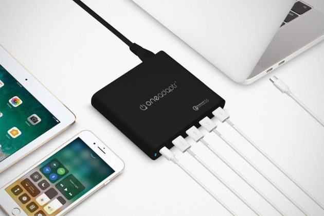 OneAdaptr EVRI 80W USB-C Charger
