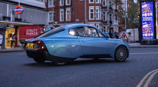 Riversimple Wants To Popularize Hydrogen Car By Open Sourcing