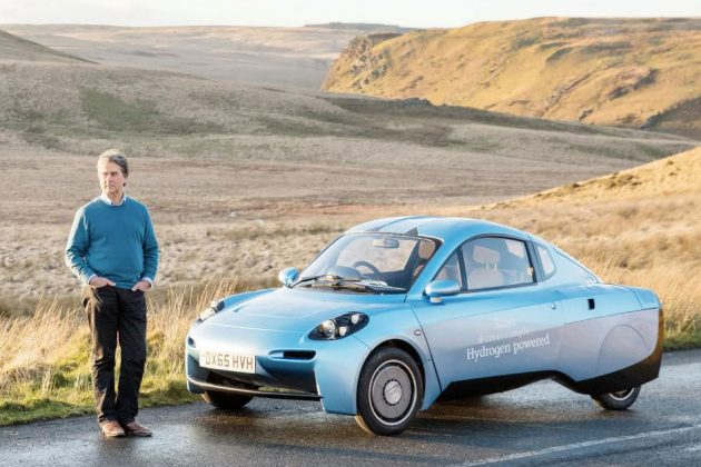 Riversimple The Rasa Hydrogen-powered Electric Car