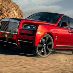 Rolls-Royce Cullinan Beckons You To Luxe Outside Of Urban Areas