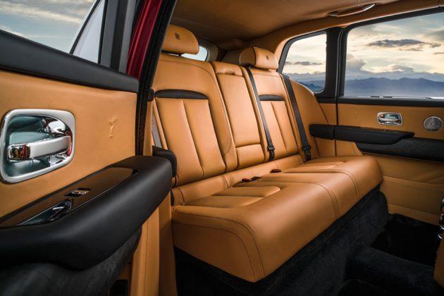 Rolls-Royce Cullinan Luxury Off-Road SUV