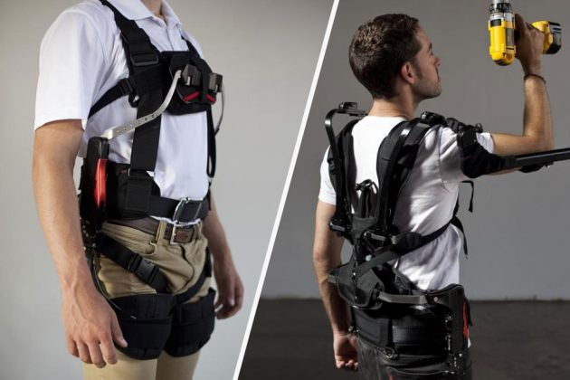 SuitX Industrial and Medical Exoskeleton