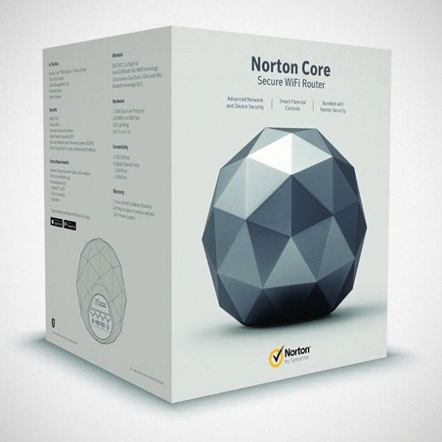 Symantec Norton Core Secure Wi-Fi Router