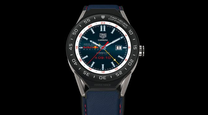 TAG Heuer Connected Modular 45 Red Bull Racing Opens For Pre-Order