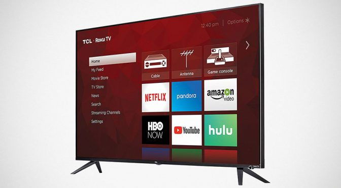 You Won't Believe How Much The TCL 6 Series 4K HDR Roku TV Costs