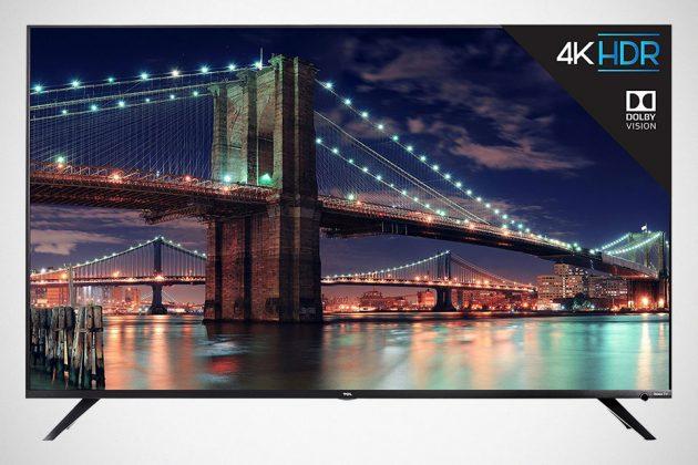 TCL 6 Series 4K HDR Roku TVs