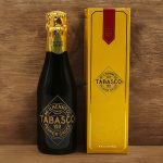 Tabasco Anniversary Sauce Comes In A Miniature Champagne Bottle