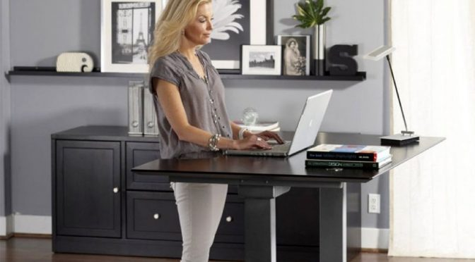 Use A Standing Desk, Run 10 Marathons And 4 Other Health Benefits