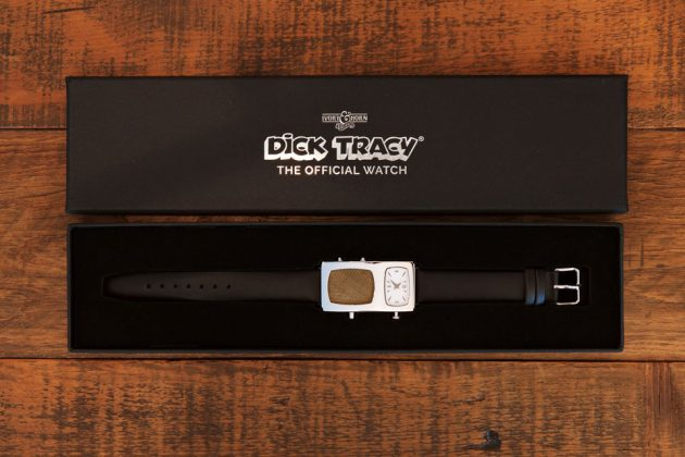 The Official Dick Tracy Watch by Ivory & Horn