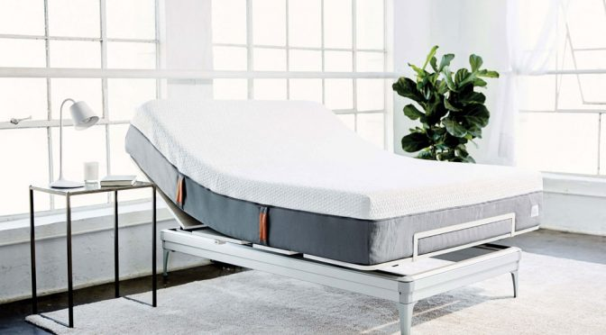 The Yaasa Adjustable Bed