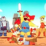 OMG! There's Going To Be A <em>ThunderCats</em> Cartoon Reboot, A Wacky One That Is