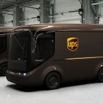 UPS' New Fleet Of Electric Vans Look Something Straight Out Of Cartoons