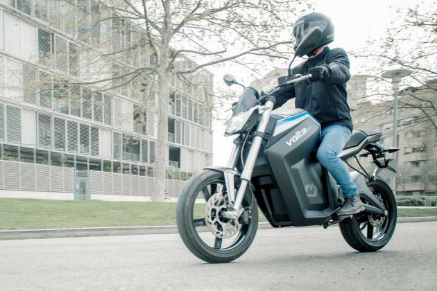 Volta #BCNCity Electric Motorbike
