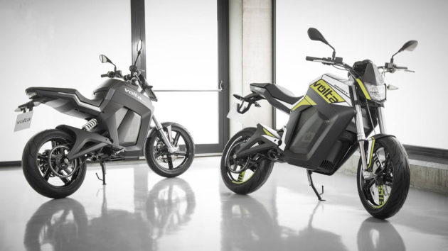 Volta BCN Electric Motorbike by Volta Motorbikes