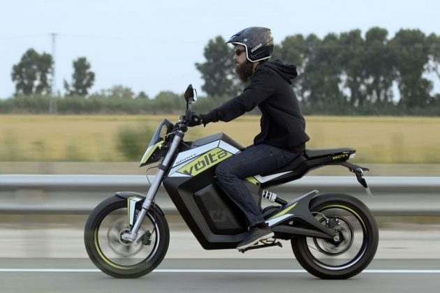 Volta #BCNSport Electric Motorbike