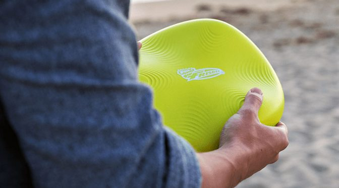 Frisbee Maker Wham-O Reinvents Frisbee, Calls It Frisbee Sonic