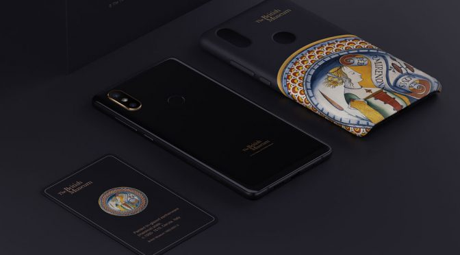 Xiaomi Mix 2S Special Art Edition Android Phone