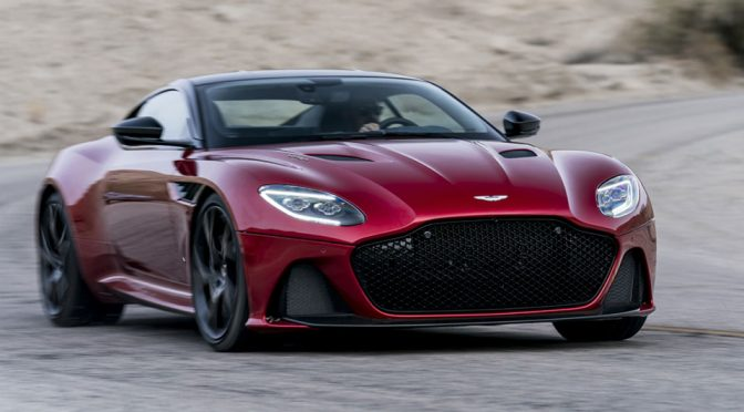 This Is It. The New 700+ HP Aston Martin DBS Superleggera Is Here!