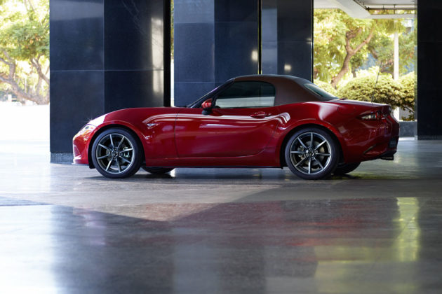 2019 Mazda MX-5 Roadster Announced