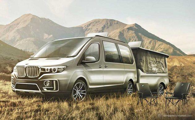 7 Luxury Car Brands Camper Vans - BMW