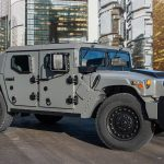 Here's A Look At A Safer, Next-Generation Humvee From AM General