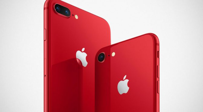 Apple iPhone 8 Gets (PRODUCT)RED Edition, iPhone X (PRODUCT)RED… Folio
